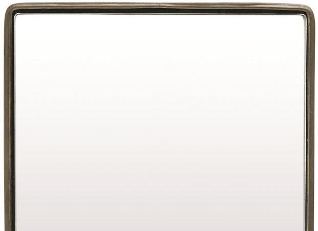 House Doctor Spiegel : House doctor spiegel reflexion matt schwarz cm